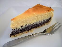 mohn käse torte