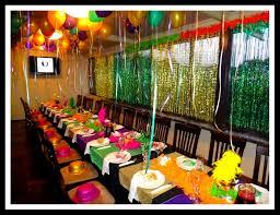Mardi Gras Wooden Door Decorations by 30th Birthday Party Mardi Gras Theme Table Decor Birthdays