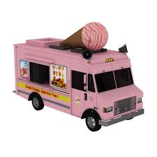 100 Toy Ice Cream Truck 3D 3 CGTrader
