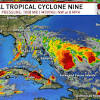 Tropical depression or storm expected to form near the NW Bahamas