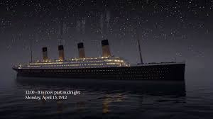 Titanic Sinking Simulation Free by A Spectacular Movie That Titanic Really Can Experience In Real