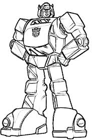 Free Printable Bumblebee Transformer Coloring Pages Holiday Page Car A Co