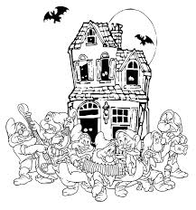 Disney Halloween Coloring Pages To Print by Disney Coloring Pages Coloring Pages Pinterest Halloween