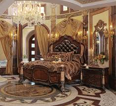 Victoria Palace Bedroom By Michael Amini 229