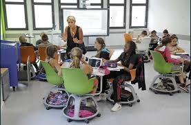 education à chagne au mont d or on invente le collège du futur