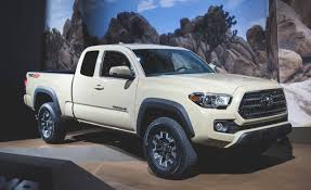 2016 Toyota Tacoma Official Photos And Info – News – Car And Driver Toyota Small Truck 4runners Are The Best Bang For Your Buck Return Of The Autotraderca Xmitter Light Bar Placement Page 2 Tacoma World 4x4 File0104 Trd Extjpg Wikimedia Commons Curbside Classic 1986 Turbo Pickup Get Tough Abat Concept 2008 Pictures Information Specs 2015 Sport Reader Review Is This Return Small Pickup Truck To Usa 5 12 Pickups That Revolutionized Design Trucks Getting Safer But Theres Room 20 Years And Beyond A Look Through