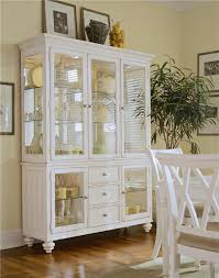 American Drew Camden Light Complete China Hutch Wayside With Corner Cabinet Dining Room T Save Spaces