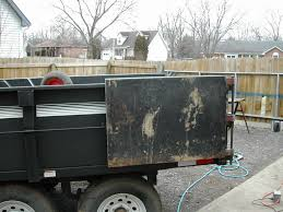 Dump Trailer Tailgate, Spread To Barn Door