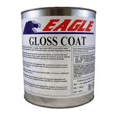 Zep Floor Sealer Home Depot by Eagle 1 Gal Gloss Coat Clear Wet Look Solvent Based Acrylic