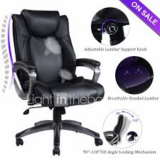 VANBOW Leather Memory Foam Office Chair - Adjustable Lumbar Support Knob  And Tilt Angle High Back Executive Computer Desk Chair Thick Padding For ... Dke Fair Mid Back Office Chair Manufacturer From Huzhou Fulham Hour High Back Ergonomic Mesh Office Chair Computor Chairs Facingwalls Adequate Interior Design Sprgerlink Proceed Mid Upholstered Fabric Black Modway Gaming Racing Pu Leather Unlimited Free Shipping Usd Ground Free Hcom Highback Executive Heated Vibrating Massage Modern Elegant Stacking Colorful Ingenious Homall Swivel Style Brown
