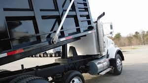 100 Milam Truck Sales 2005 Kenworth T800 Tri Axle Dump For Sale T2970 YouTube