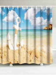 2018 Anchor Shower Curtains line Store Best Anchor Shower