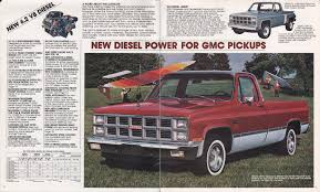 1982 Pickup GMC Sales Brochure 2017 Nissan Titan First Drive Duramax Buyers Guide How To Pick The Best Gm Diesel Drivgline Need Tow A Classic The Big Three Bring Halfton Diesels Detroit Test Drive 1996 Chevy 1500 65 Diesel 4x4 Ex Cab Old See What 1949 Ford F1 Half Ton Pickup Trucks Pinterest Truck Power Magazine What Are Real Costs Of Owning Halfton Bangshiftcom Chevrolet Has Released More Information On Halfton Or Heavy Duty Gas Which Is Right For You Swap Special 9 Oil Burners So Fine Theyll Make Cry 2014 Ram Ecodiesels Roll Out Warren Assembly Plant Dodge 1 Ton Dually Editorials Blog Opinions At Four