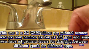 Bathroom Faucet Aerator Replace Step by How To Fix Faucet Water Taking A Long Time To Heat Up By