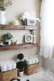Wonderful Ideas Bathroom Floating Shelves Perfect Design Impressive For Innovative