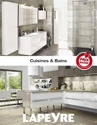 lapeyre cuisine catalogue image meuble de cuisine 14 catalogue lapeyre cuisines amp bains