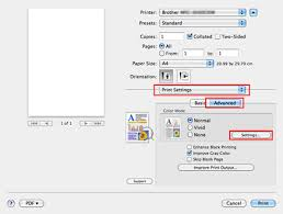 Adjust Color Settings By Using The Custom Setting In Printer