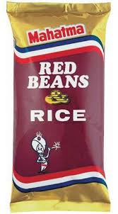 Mahatma Red Beans Rice 8 Ounce Bag Pack Of
