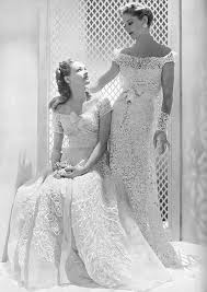 1938 Chanel wedding dress 1930 s wedding fashion Design by