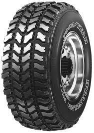 100 Goodyear Wrangler Truck Tires MT