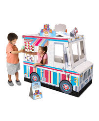 Melissa & Doug Food Truck Playhouse | Pinterest | Food Truck And ... Melissa Doug Big Truck Building Set Aaa What Animal Rescue Shapesorting Alphabet What 2 Buy 4 Kids And Wooden Safari Carterscom 12759 Mega Racecar Carrier Tractor Fire Indoor Corrugate Cboard Playhouse Food Personalized Miles Kimball Floor Puzzle 24 Piece Beep Cars Trucks Jigsaw Toy Toys For 1224 Month Classic Wood Radar