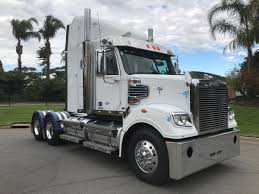 100 Benz Truck 2013 Freightliner Coronado White Cab Black Chassis For Sale In
