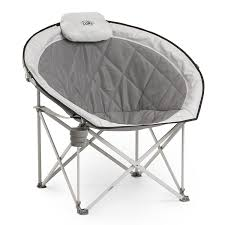 100 Oversized Padded Folding Chairs Amazoncom CORE Moon Round Saucer Chair