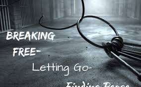 Breaking Free Letting Go Finding Peace