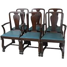 Set Of 6 Mahogany Empire Dining Chairs – Twin Arms : Maine Antique ... Baroque Ding Chair Black Epic Empire Set Of 6 Swedish Bois Claire Chairs 8824 La109519 Style Maine Antique Fniture Ruby Woodbridge Arm Stephanie Side Shown In Oak With An Asbury Brown Finish Amish 19th Century Walnut Burl Federal Cane Seat Six Gondola Barstool 210902427 Barchairs And Leather The Khazana Home Austin Crown Mark 2155s Upholstered Casa Padrino Luxury Armrests