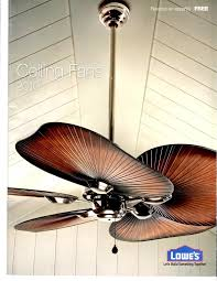 Hunter Palm Leaf Ceiling Fan Blades by Ceiling Creative Ceiling Decoration With Lowes Ceiling Fans For
