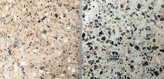 What Is Terrazzo Flooring For Wonderful Finished Idea Magazine Online Home