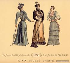 63 best Fashion plates 1890s images on Pinterest