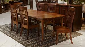 Verdi Expanding Dining Table W Baytown Chairs Large