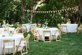 Simple Outdoor Wedding Ideas On A Budget Planning Bbq Reception Small Home Decoration