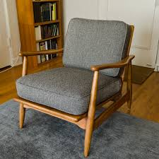 I Need To Make Cushions Like This For My Chair... | Make And ... Vintage French Midcentury Modern Armchairs Jean Marc Fray Breathtaking Mid Century Chairs Images Inspiration Surripuinet Danish 166 Senator By Ole Wanscher For Cado Antonin Kropek Esk Umleck Dlny Midcentury Chairs Courblocking And Piped Seams Rudolf B Glatzel Kill Intertional Best 25 Century Armchair Ideas On Pinterest Murphy Miller Inc Teak Lounge Chair Trevi Design I Need To Make Cushions Like This My Chair Make Rosewood Unknown Designer Lifa