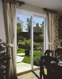 Patio Door Window Treatments Ideas by Sliding French Patio Doors