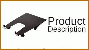 Ergotron Lx Desk Mount Notebook Arm by Amazonbasics Notebook Arm Mount Tray Youtube