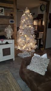 Meijer Artificial Christmas Trees by Durango Douglas Fir Wide Artificial Christmas Tree Balsam Hill