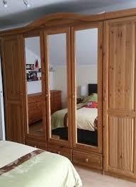 schlafzimmer komplett gebraucht kiefer geölt bett schrank