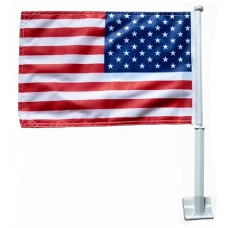 Annin Flagmakers 71808 U.S. Car Flag, 11 x 18-in.