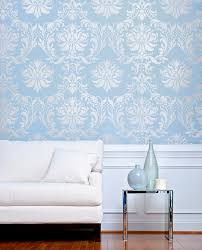 Interior Wall Painting Ideas Stenciling Simple Stencil Paint