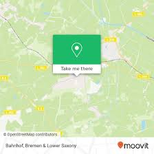 how to get to bahnhof bahnhofstraße 55 vilsen 27305