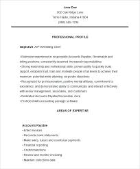 Latest Chartered Accountant Resume Template