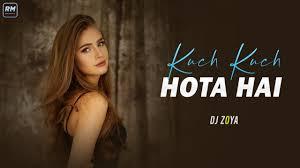 kuch kuch hota hai remix dj zoya shahrukh khan kajol rani mukerji alka yagnik remixmusic