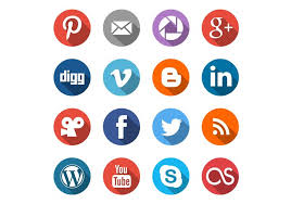 Free Social Media Icons Download SVG EPS & PNG