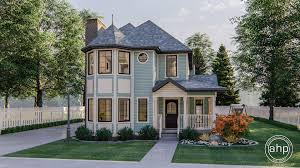 100 Picture Of Two Story House Abigale 2 Victorian Plan