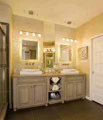 Home Depot Bathroom Lighting Ideas by Special Ceiling Fan Together With Lighting Idea For Bathroom With