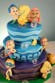 Bubble Guppies Cake Decorations by Bubble Guppies Cake Toppers Bubble Guppies Cakes Pinterest