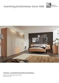 interliving schlafzimmer serie 1008 uvp