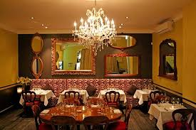 Little Truffle Dining Room Bar One Of Our Beautiful Rooms At